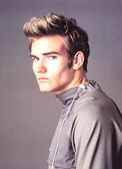 Фото стильные мужские прически 2007