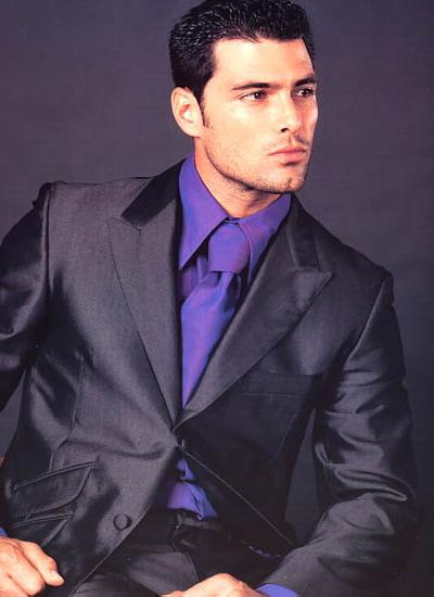 Фото мужские прически каталог 2007