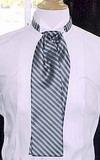 Фото мужской шейный платок аскот как завязывать способы завязать