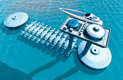 Фото отель The Poseidon Undersea Resort