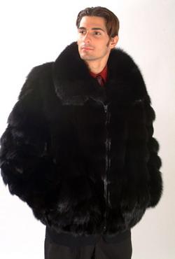 Зимняя одежда куртка меховая одежда