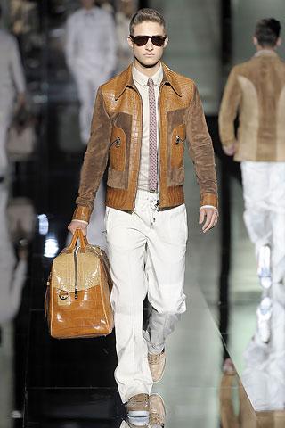 модная одежда для мужчин весна лето 2009 год фото